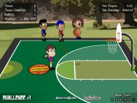 Basketball Herausforderung